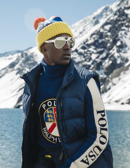 Polo Ralph Lauren Nos Prepara Para El Invierno Con Su Coleccion Down Hill Skier 13