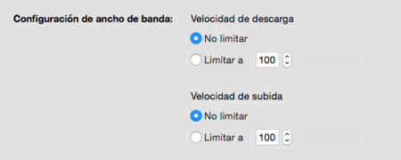 Google Drive Ancho De Banda
