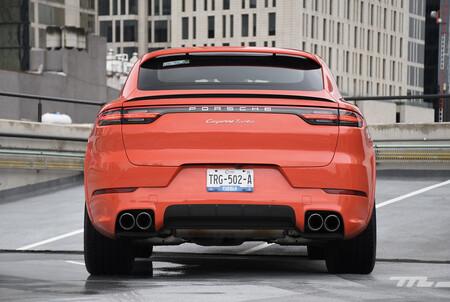 Porsche Cayenne Turbo Coupe Opiniones Prueba Mexico 3