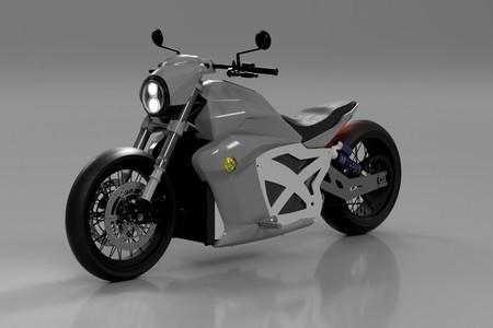 Evoke 6061: una moto 100% eléctrica con una carga rápida que promete el 80% de carga en tan sólo 15 minutos