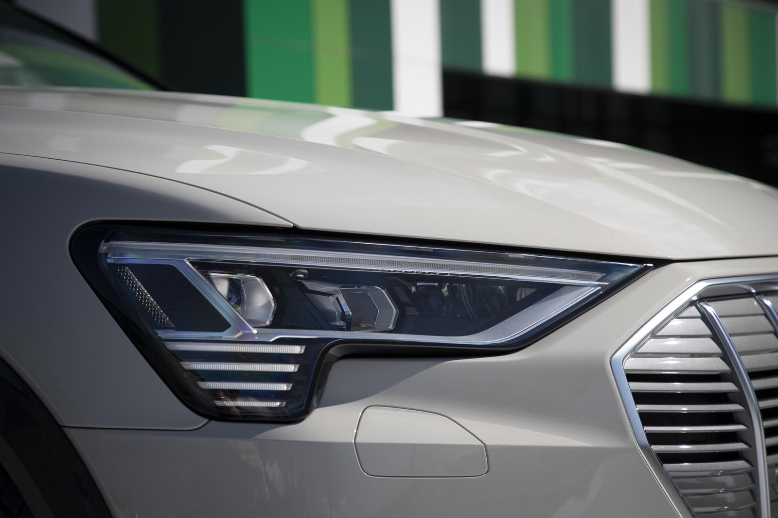 Foto de Audi e-tron (41/111)