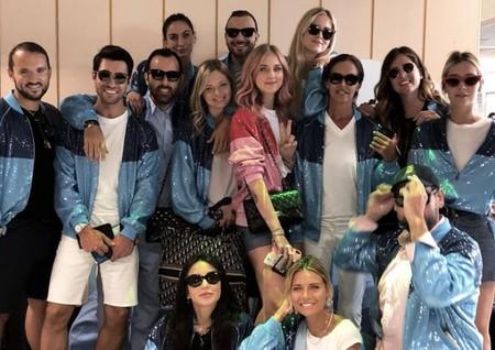 Chiara Ferragni celebra su despedida de soltera al estilo 'Grease' y llena de lentejuelas (no esperábamos menos)