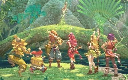 Análisis de Trials of Mana, el remake de una de las mejores joyas de los RPG que ha sabido respetar la esencia del original