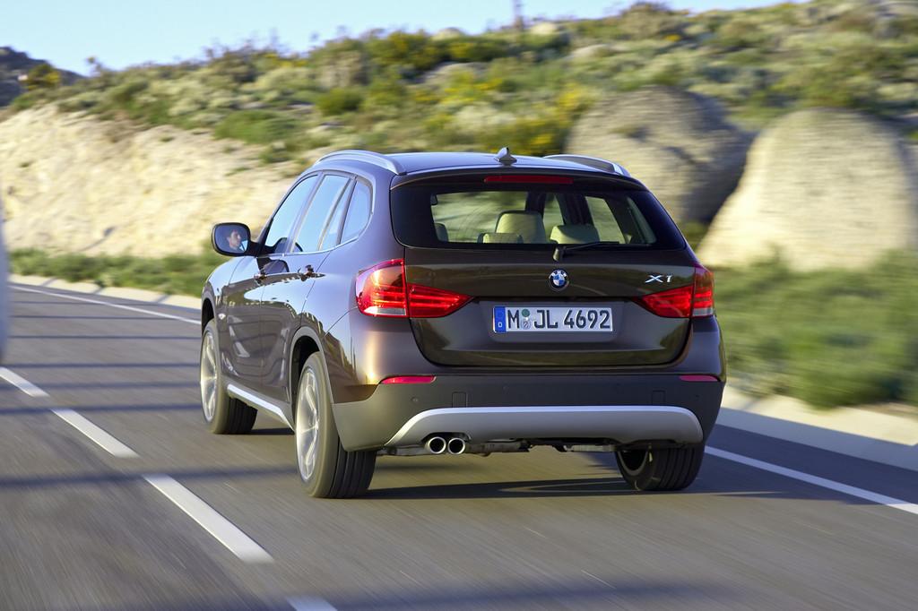 Foto de BMW X1 (77/120)