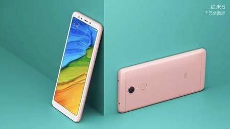 Nuevo Xiaomi Redmi 5, con pantalla 18:9, por 126,85 euros y envío gratis