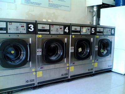 No tengo dinero, alquilo lavadora ¿llegaremos a esto?