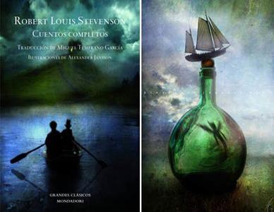 'Cuentos completos' de Robert Louis Stevenson