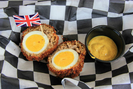 London Inventos Scotch Egg
