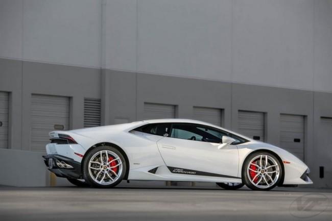 ¿Un Lamborghini Huracán sobrealimentado hasta los 816 CV? Cosa de VF Engineering