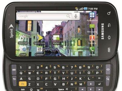 Samsung Epic 4G, conectividad 4G y teclado QWERTY en un teléfono Android