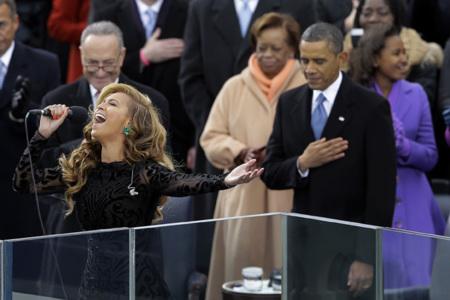 Beyoncé Obama baile 2013