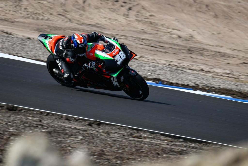 Aprilia ya ha decidido: Bradley Smith será el sustituto si Andrea Iannone no puede correr en MotoGP