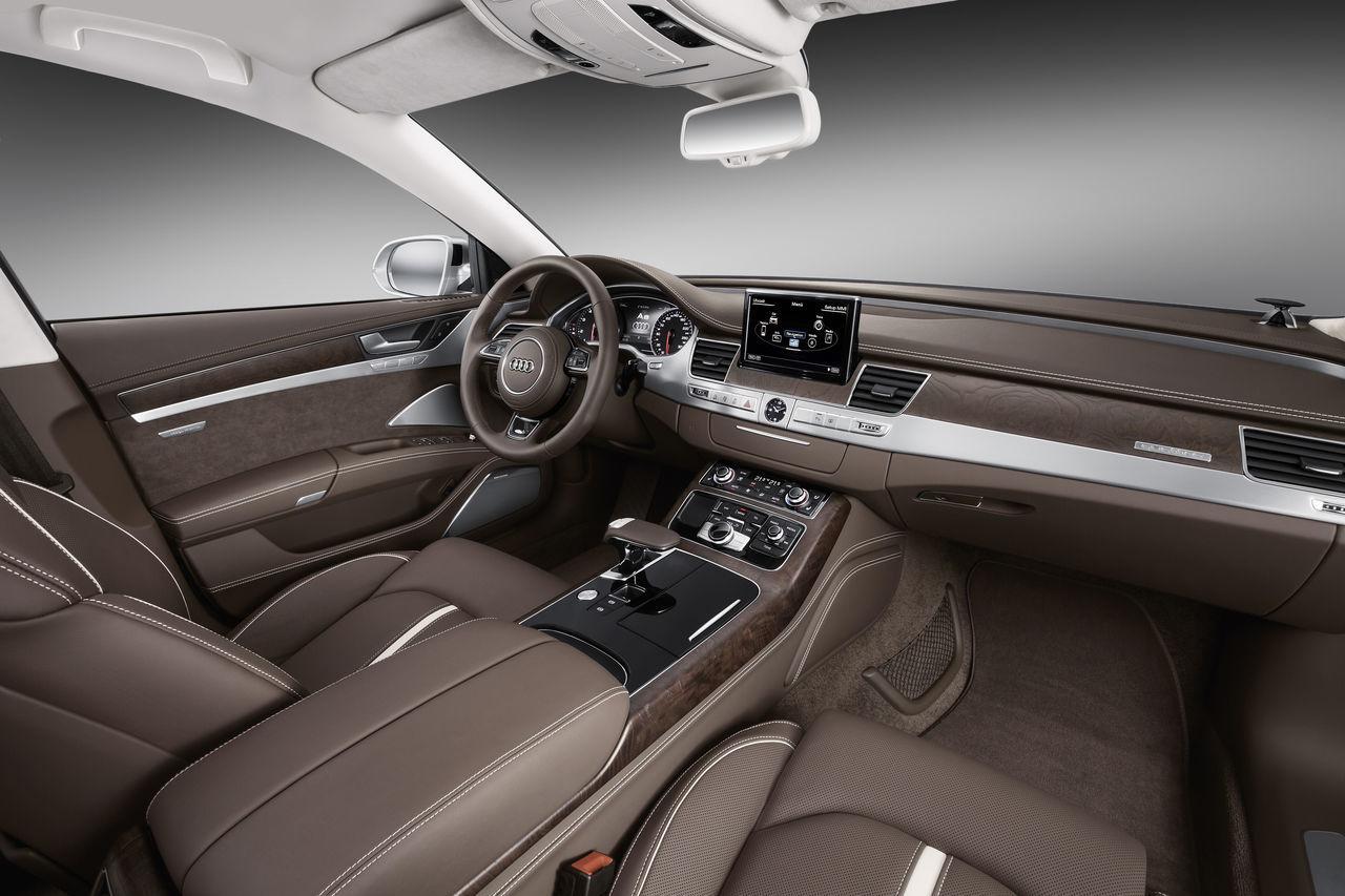 Foto de Audi A8 2013 (18/67)