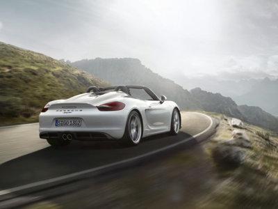 Porsche se plantea un Boxster Spyder GT4