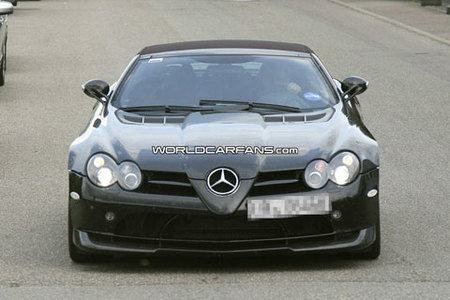 Mercedes-Benz SLR McLaren 722 Edition Roadster