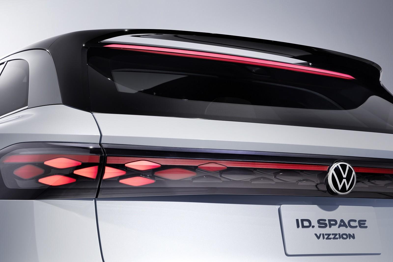 Foto de Volkswagen ID. Space Vizzion Concept (27/32)
