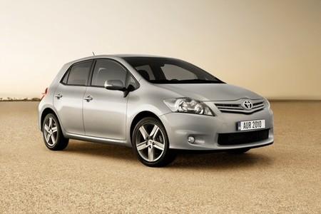 Primeras Imagenes Del Nuevo Toyota Auris