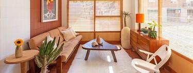 Luminosa, ecléctica y con un interiorismo relajado. Estas son las claves de esta casa diseñada por Alex March
