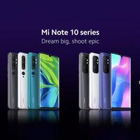 Cita doble con Xiaomi: el Xiaomi Mi Note 10 Lite y el Redmi Note 9 se presentan mañana