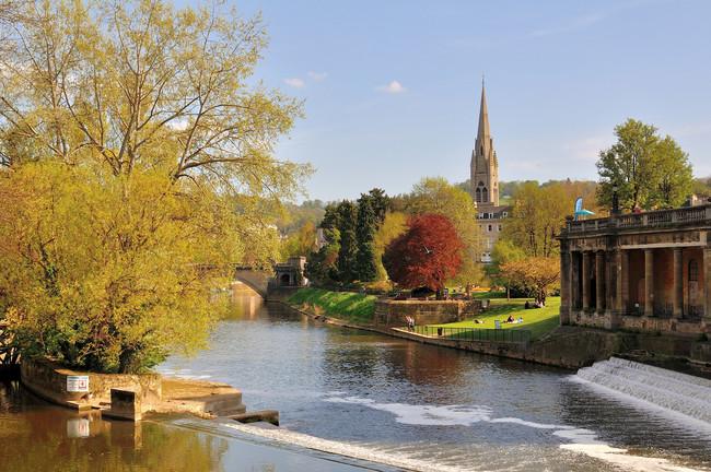 Bath, unos baños (y mucho más) Patrimonio de la Humanidad