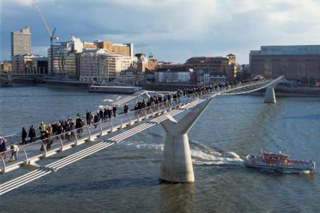 London Arquitectura Puente
