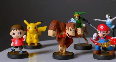 Nintendo pretende sacar cartas y figuras más pequeñas bajo la marca amiibo