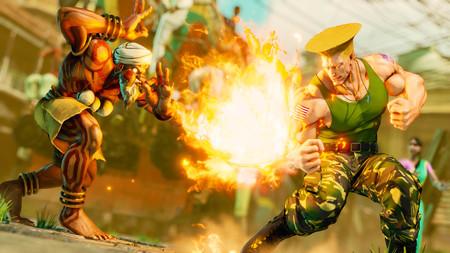 El muy esperado modo Arcade de Street Fighter V asoma entre los datos de su última actualización