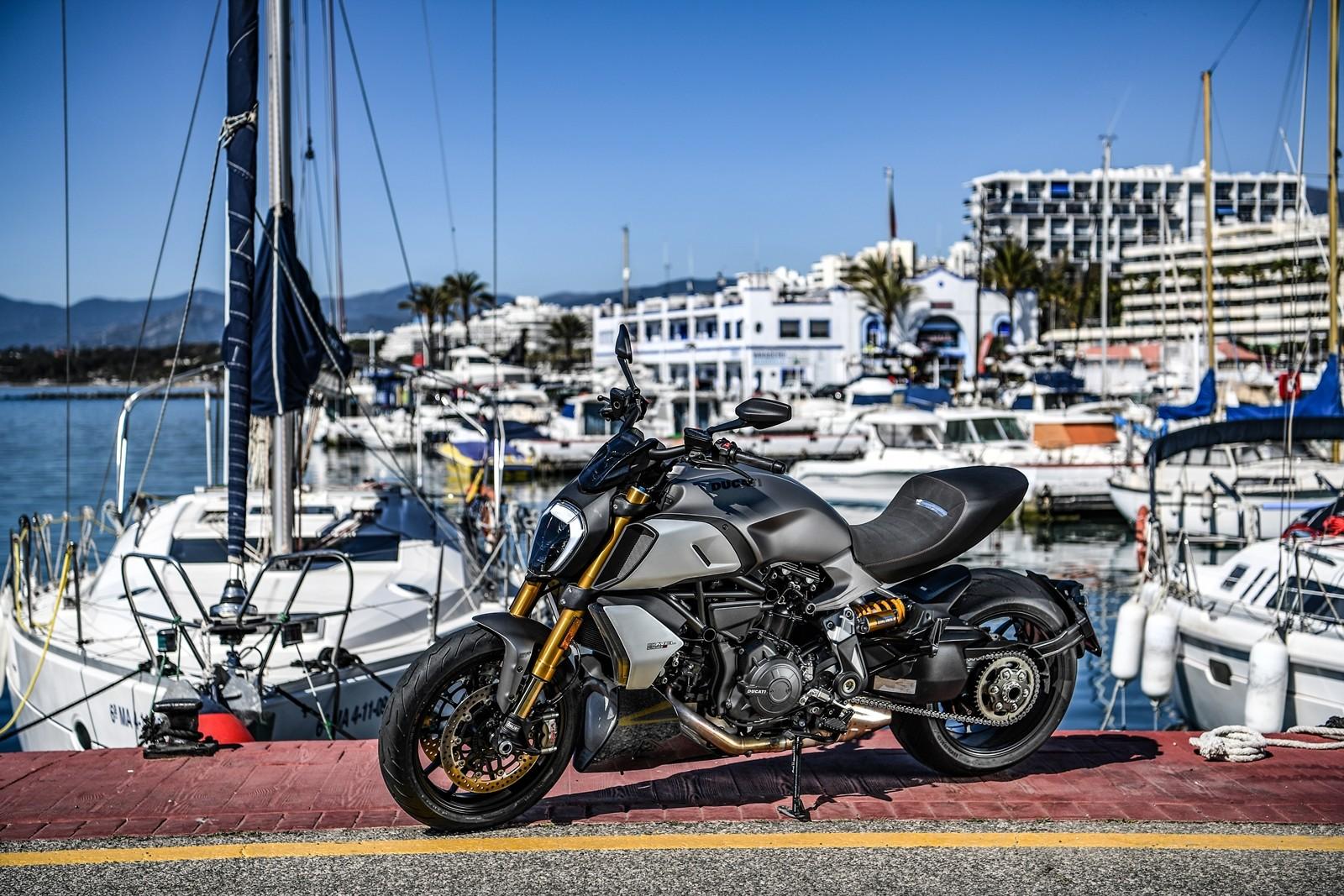Ducati Diavel 1260 S 2019, prueba