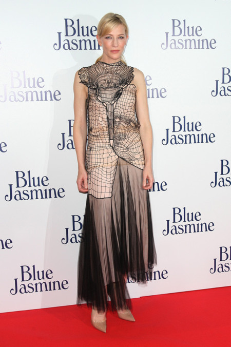 Cate Blanchett look Christopher Kane