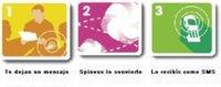 SpinVox, buzón de voz a SMS en castellano
