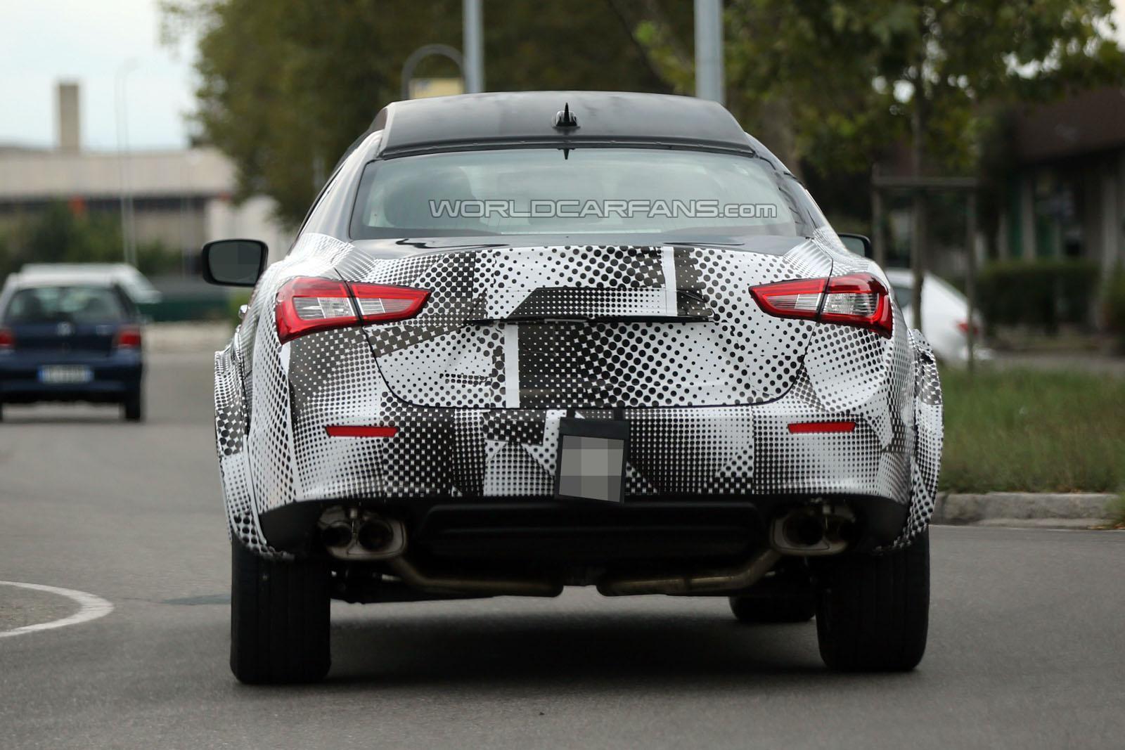 Foto de Maserati Levante (14/18)