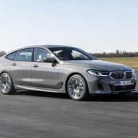 BMW Serie 6 Gran Turismo 2021: todo lo que te gustó del nuevo Serie 5 pero con más espacio