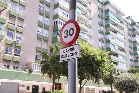 Senal 30 Madrid
