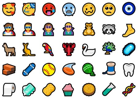 Emojis Windows