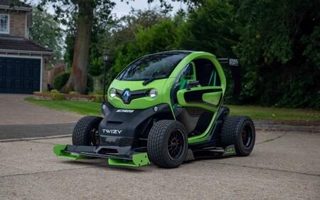 Renault Twizy F1 by Oakley Design, el extravagante biplaza eléctrico vendido por medio millón de pesos