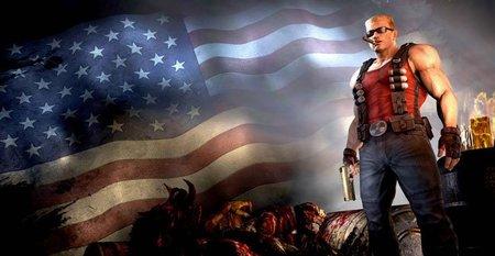 Gearbox podría estar interesada en resucitar a 'Duke Nukem' de nuevo. Pero esta vez bien
