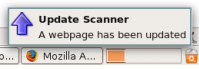 Update Scanner, monitoriza páginas web para detectar cambios