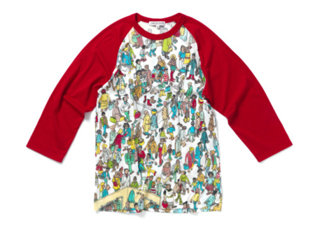Comme Des garcons Wally 3