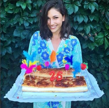 El cumpleaños feliz de Úrsula Corberó con su Andrés Velencoso
