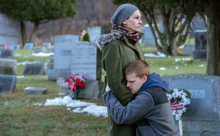 'El regreso de Ben' es un drama notable en el que brillan Julia Roberts y Lucas Hedges