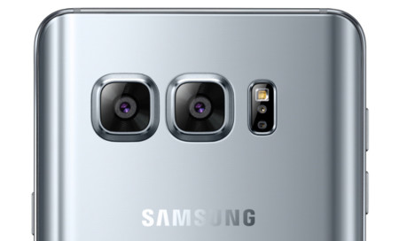 Próxima phablet de Samsung tendría doble cámara trasera