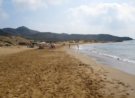 Playa Calblanque Murcia 2