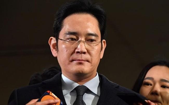 vicepresidente y heredero de Samsung