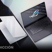Este portátil gaming con RTX3060 lleva un 20% de descuento en El Corte Inglés: ASUS ROG Zephyrus G15 GA503QM-HQ008T por 1.759 euros