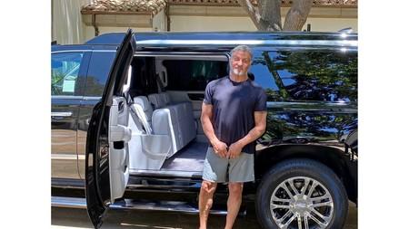 Cadillac Escalade Esv De Sylvester Stallone En Venta 11