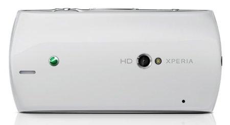 Xperia Neo cámara de fotos