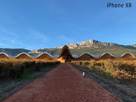 Iphone Xr Dia Lejos Hdr Normal