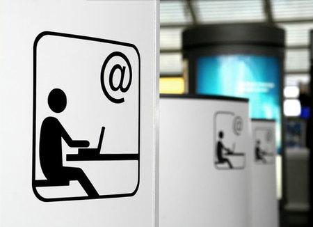 Servicio wifi en aeropuertos españoles: ¡a pagar!