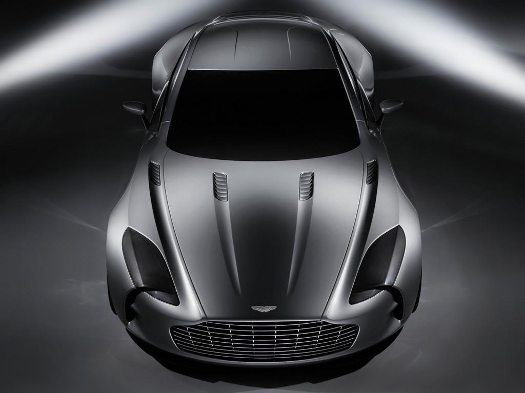 Foto de Aston Martin One-77 (18/20)