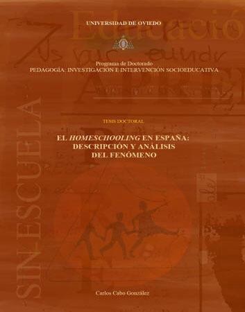 La primera tesis doctoral sobre homeschooling en España